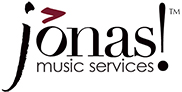 Jonas Music Services Logo